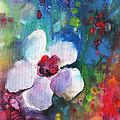 Christmas Flowers For Mom 02 by Miki De Goodaboom
