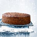 Christmas Fruit Cake by Amanda Elwell