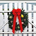 Christmas Garland by Art Block Collections