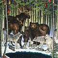 Christmas Gathering by Lynn Bywaters