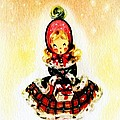 Christmas Girl by Munir Alawi