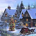 Christmas Homecoming by Dominic Davison