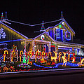 Christmas House by Garry Gay