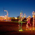 Christmas In Cayce-1 by Charles Hite