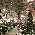 Christmas In Manhattan by Christy Gendalia
