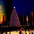 Christmas In New York by Dora Sofia Caputo Photographic Design and Fine Art
