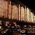 Christmas In Paris - Gallery Lights by Carol Groenen