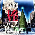 Christmas In Philadelphia by Bill Cannon