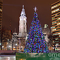 Christmas In Philadelphia by Denis Tangney Jr