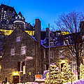 Christmas In Quebec by Scott Moore