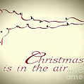 Christmas Is In The Air by K Hines