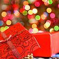 Christmas Lights by Peter Lakomy