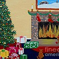 Christmas Memories by Barbara Griffin