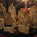 Christmas Nativity Of Baby Jesus by Elisabeth Ann