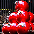 Christmas New York Style by Dora Sofia Caputo Photographic Design and Fine Art