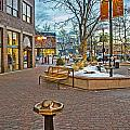 Christmas Old Town by Baywest Imaging
