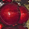 Christmas On 5th Avenue Manhattan 4 by Steve Purnell