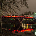 Christmas On Caveman Bridge by Mick Anderson