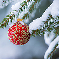 Christmas Ornament by Diane Diederich