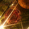 Christmas Ornaments 1 by Ellen Henneke