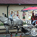 Christmas Parade by Donna Brown