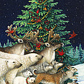 Christmas Parade by Lynn Bywaters