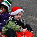 Christmas Parade by Tess Cummings