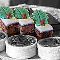 Christmas Pastries by Louise Heusinkveld