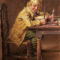 Christmas Pie by William Henry Hunt