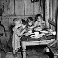Christmas Poor, 1936 by Granger