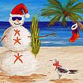 Christmas Sandman by Jamie Frier