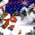Christmas. Star. Spanish  by Elizabeth millan Rodriguez