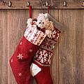 Christmas Stockings by Amanda Elwell