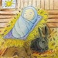 Christmas Story Illustration by Maryna Salagub