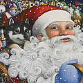 Christmas Stowaway by Lynn Bywaters