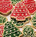 Christmas Sugar Cookies by Garry Gay