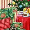 Christmas Tea by Lavinia Hamer
