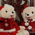 Christmas Time Bears by Joseph Baril