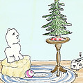 Christmas Toaster by Alan McCormick