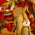 Christmas Toys by Gina Dsgn