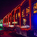 Christmas Train by Garry Gay