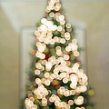 Christmas Tree Defocused With Bokeh Lights by Jit Lim