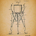 Christmas Tree Holder Patent 1927 by Mountain Dreams