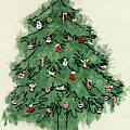 Christmas Tree by Mary Helmreich