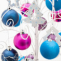 Christmas Tree Tree by Anne Gilbert