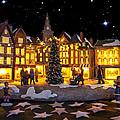 Christmas Village by Semmick Photo