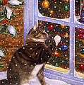 Christmas Visitor by Anne Moritmer