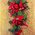 Christmas Wall Hanging by Linda Phelps