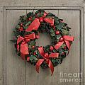 Christmas Wreath by Bernard Jaubert