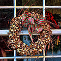 Christmas Wreath by Darren Fisher